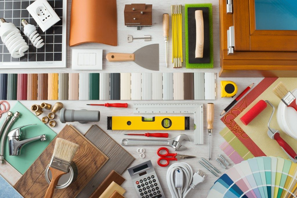 home remodeling materials